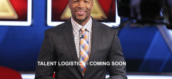 THE $100,000 PYRAMID - Michael Strahan hosts a new version of the classic game show, THE $100,000 PYRAMID, which will air in primetime on the ABC Television Network beginning SUNDAY, JUNE 26.  (ABC/ Lou Rocco)  MICHAEL STRAHAN